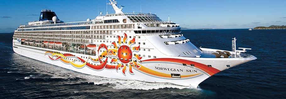 Crucero por el Caribe occidental en el Norwegian Sun