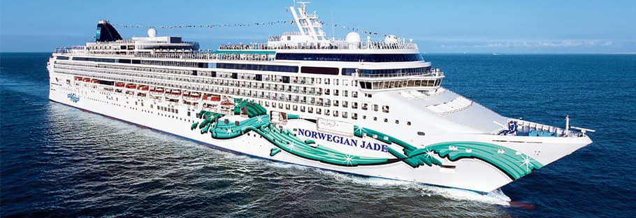 Crucero por el Caribe occidental en el Norwegian Jade