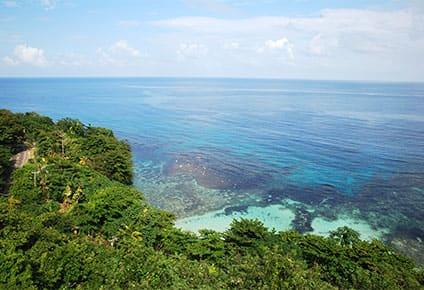 Cruceros al oeste del Caribe