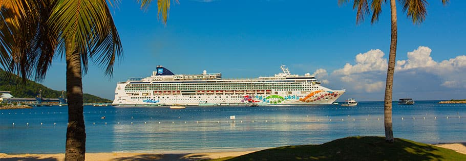 Crucero por el Caribe occidental en el Norwegian Pearl