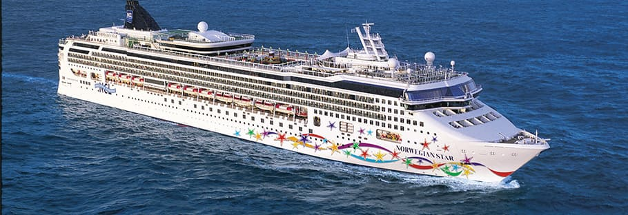Crucero por el Caribe occidental en el Norwegian Star