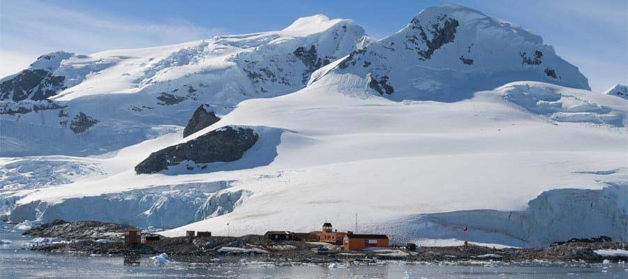 Base chilena en la Antártida
