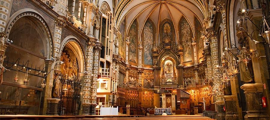 Conoce Montserrat en tu crucero por Europa