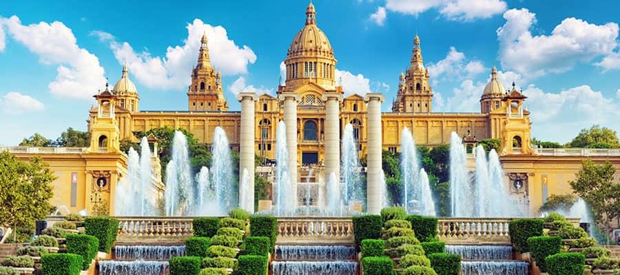 Museo Nacional en Barcelona