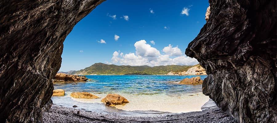 Playas hermosas en cada rincón en tu crucero por Europa