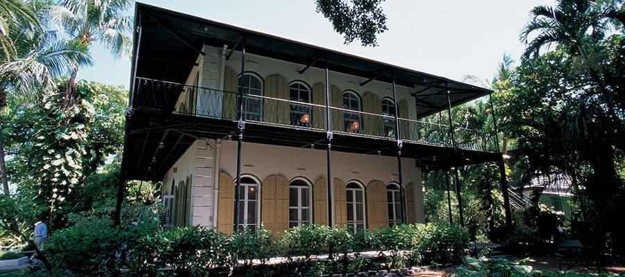 Casa de Hemingway en Cayo Hueso