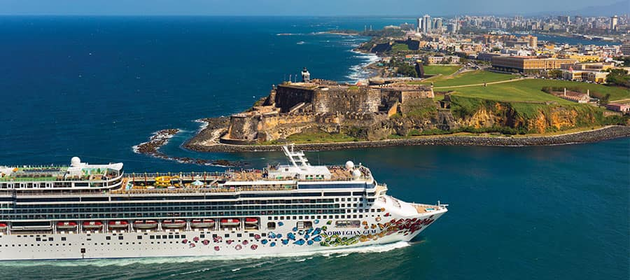 Cruceros A San Juan Cruceros A Puerto Rico Norwegian