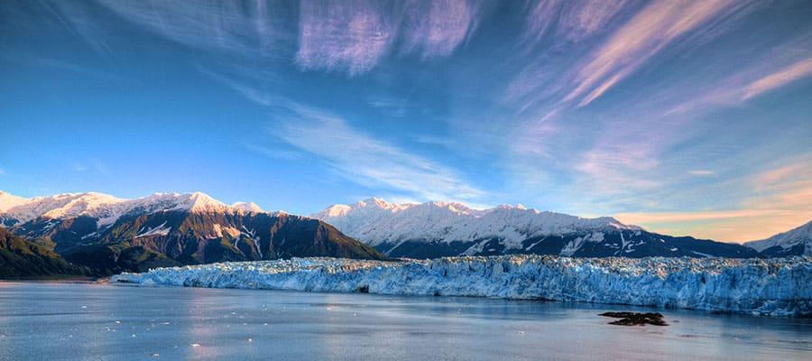 Paisajes asombrosos en tu crucero por Alaska