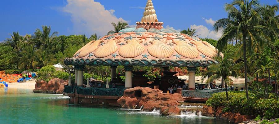 Atlantis es un lugar imperdible si haces un crucero por las Bahamas