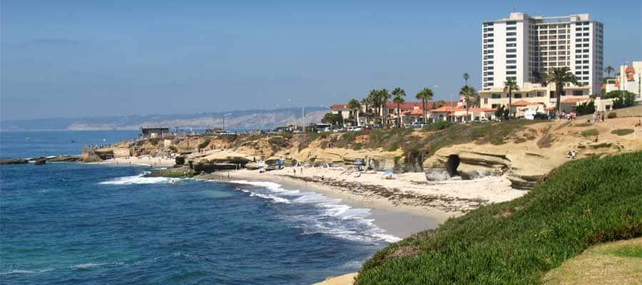 Playas de San Diego en tu crucero por la Riviera Mexicana