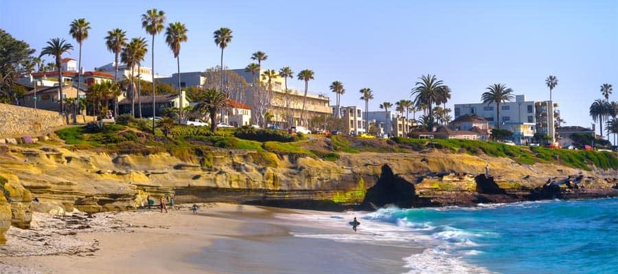 Visita San Diego a bordo de nuestros cruceros mexicanos
