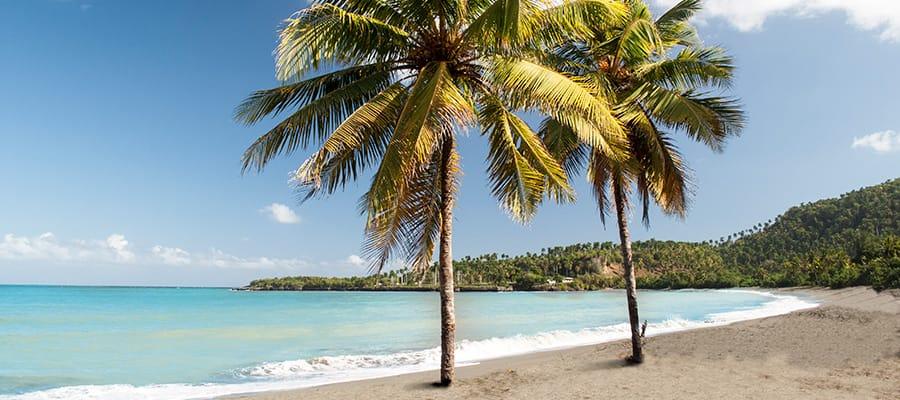 Playas de Santo Domingo