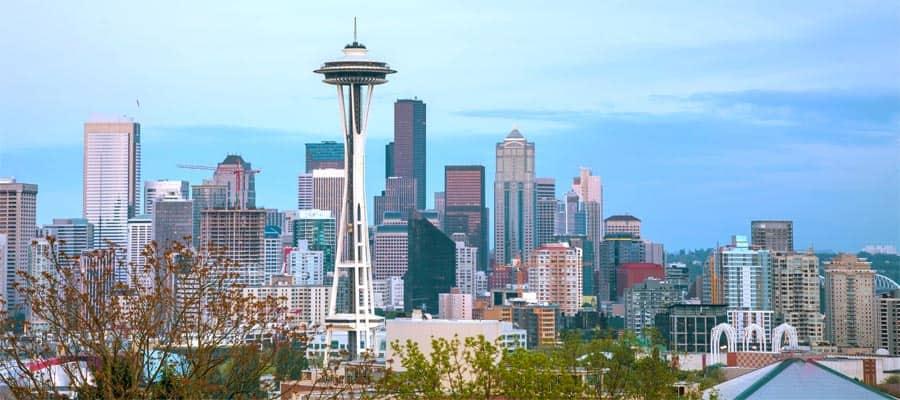 Crucero a Seattle, Washington