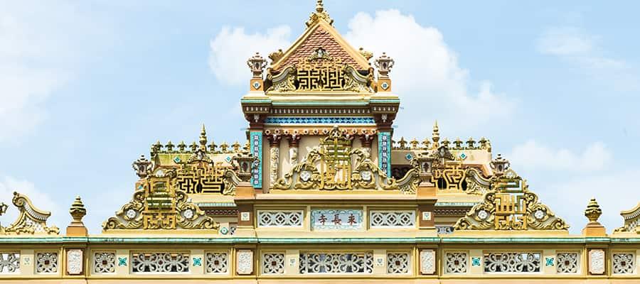 Pagoda de Vinh Tranh en My Tho