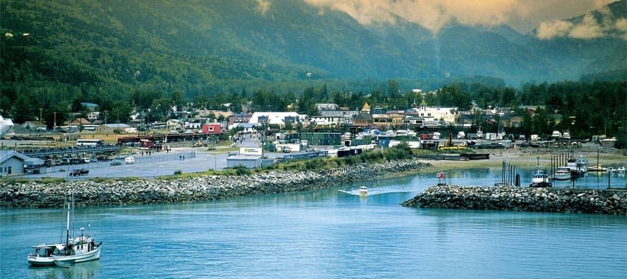 Conoce Skagway en tu crucero por Alaska