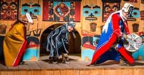 Experiencia cultural autóctona en Haines