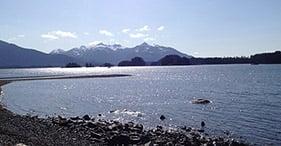 Caminata por la naturaleza en la histórica Sitka