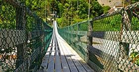 Belleza alucinante del Fundy Trail