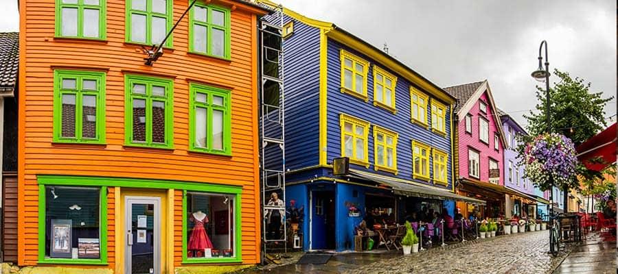 Cruceros a Stavanger