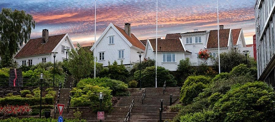 Cruceros desde Stavanger
