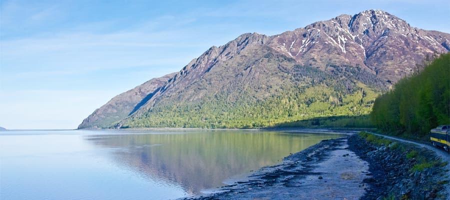 Turnagain Arm de Alaska