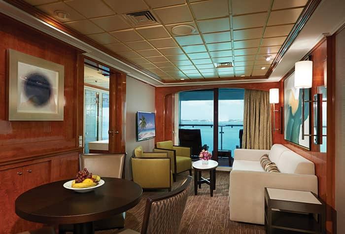Deluxe Suite familiar, 2 habitaciones