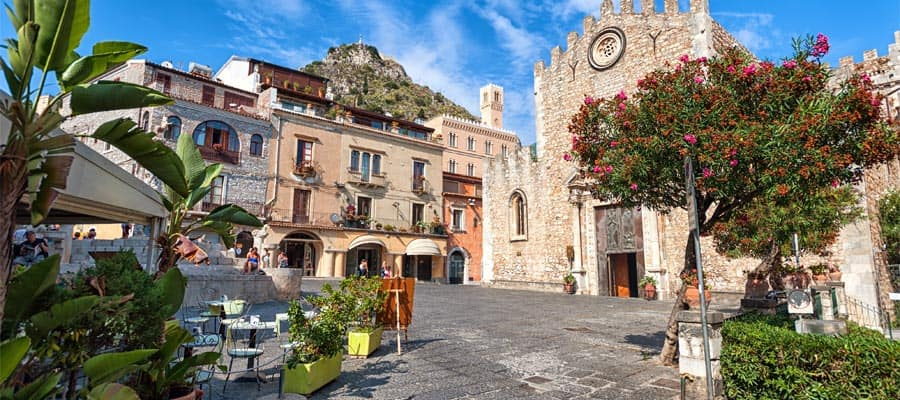 Pasea por Sicilia