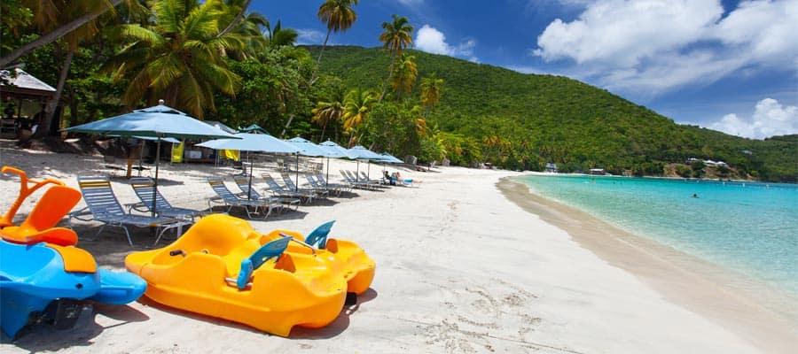 Los días de playa son mejores en Tórtola