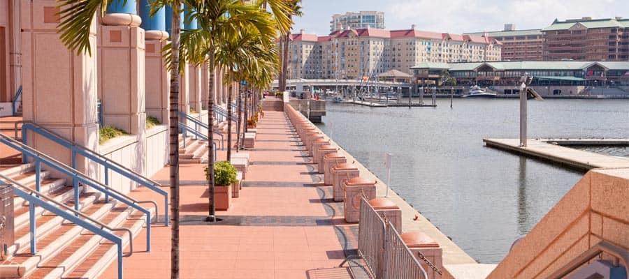 Centro de Turismo y Convenciones del Centro de Tampa