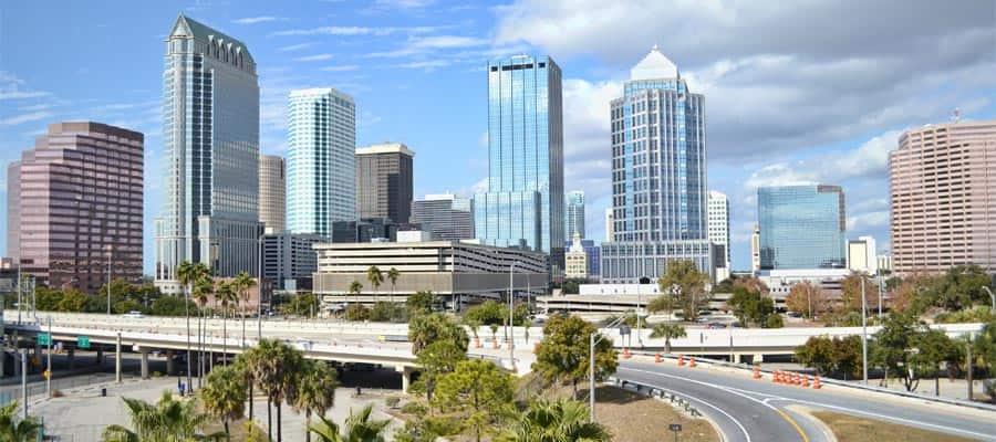 Ciudad de Tampa