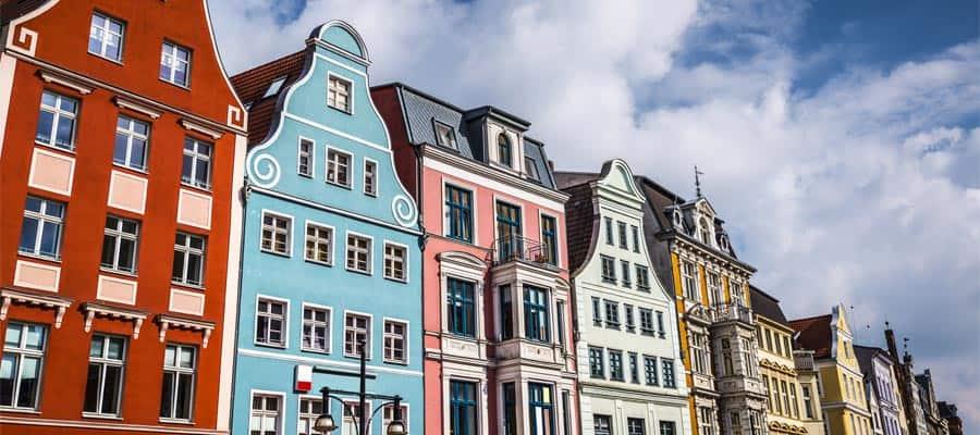 Conoce las casas hermosas en Alemania