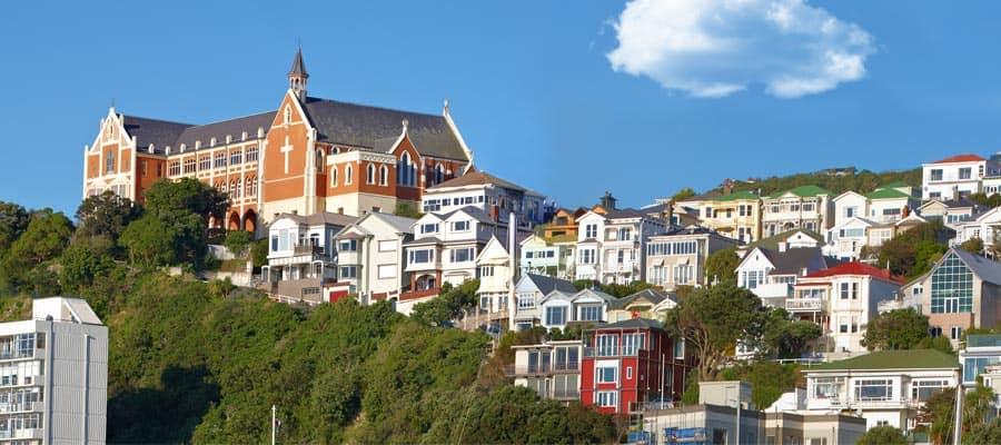 Montessori en cruceros a Wellington