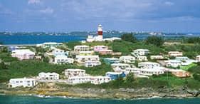 Paseo por la isla de Bermudas en autobús
