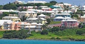 Paseo por Bermudas (accesible en silla de ruedas)