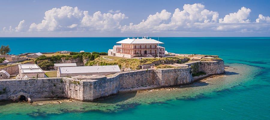 Cruceros a Bermudas