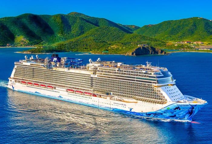 Cruceros a México en un barco nuevo