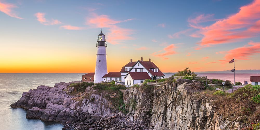Cruise Without a Passport to Canada and New England