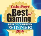 Best of Gaming Winner - revista Casino Player por 12 años consecutivos