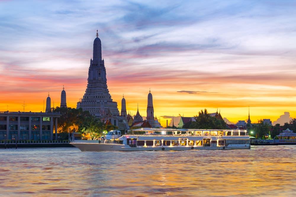 Cruise to Southeast Asia with Norwegian and Explore Bangkok