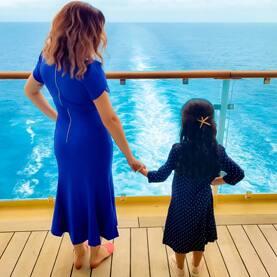 Disfruta de unas vacaciones en un crucero de Navidad con tu familia