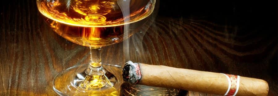 El salón de cigarros Humidor