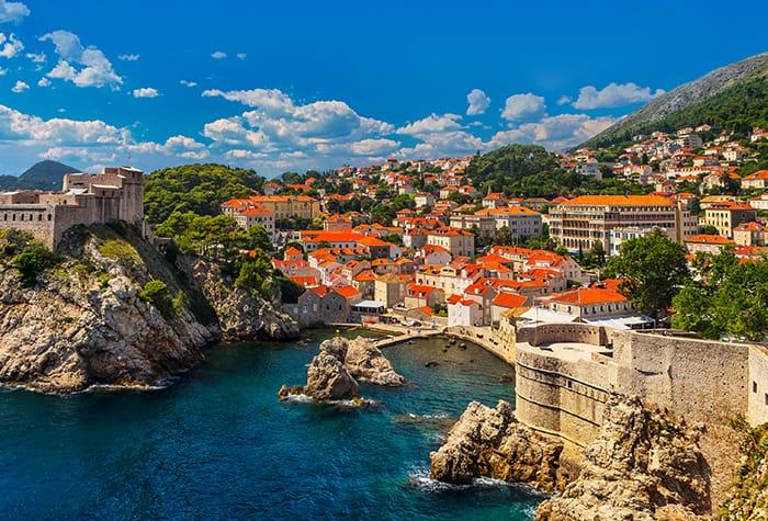 Cruceros a Dubrovnik, Croacia
