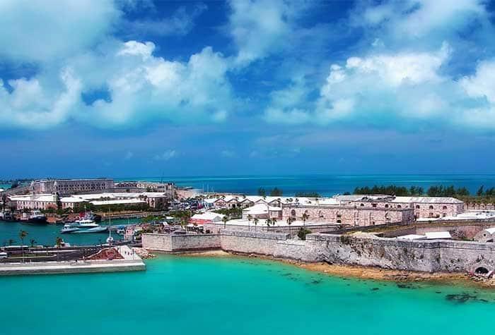 Crucero a las Bermudas con Norwegian Cruise Line