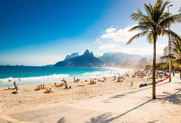 Crucero a América del Sur con Norwegian Cruise Line
