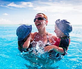 Our Bermuda cruises feature exciting water-based excursions