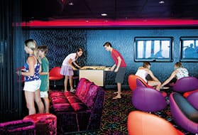 Entourage Best Cruise for Kids