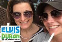 Elvis Duran and the Morning Show con Danielle Morano