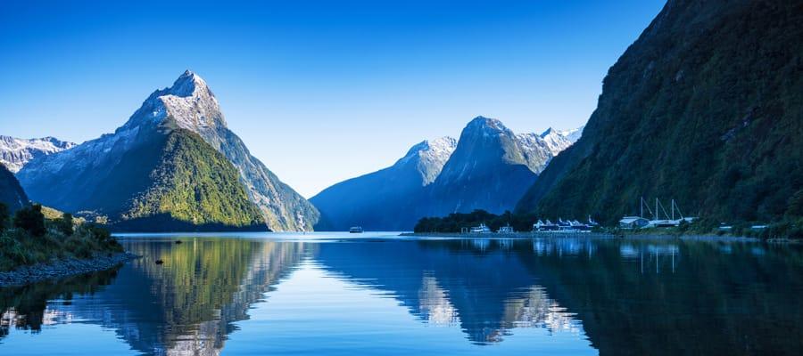 Fjordland, Nueva Zelandia