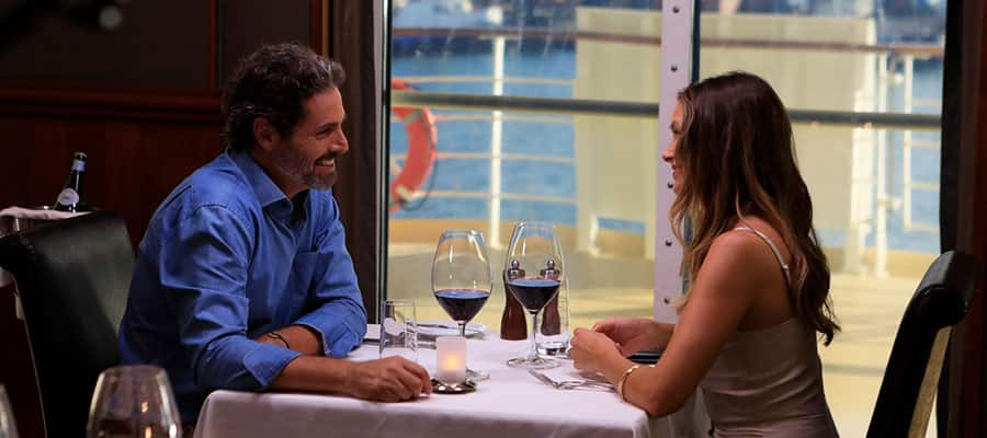 Restaurantes en un crucero porHawái de Norwegian Cruise Line