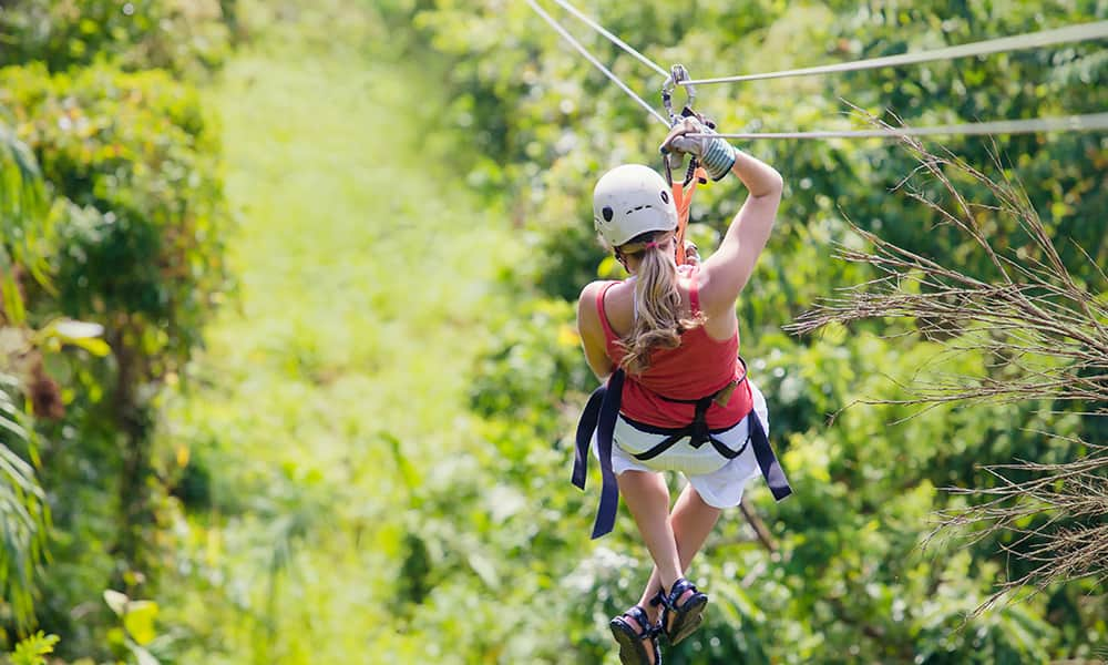 Zipline Hawaii